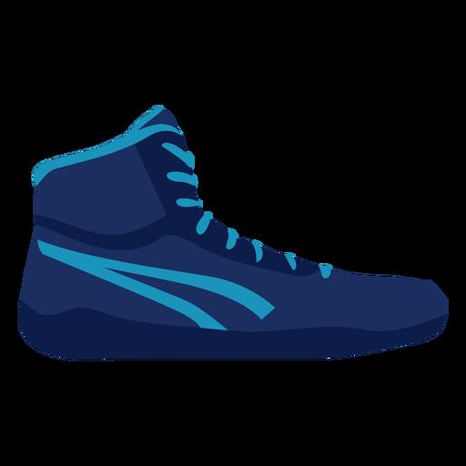 Wrestling shoes flat
