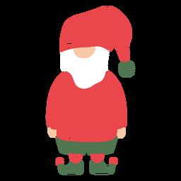 Santas elves joke funny badge