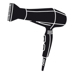 Hair dryer cut-out
