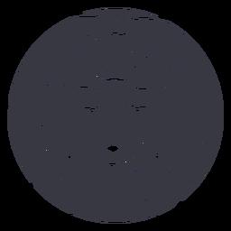 Pendientes insignia mujer