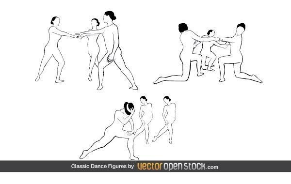 Classic Dance Figures