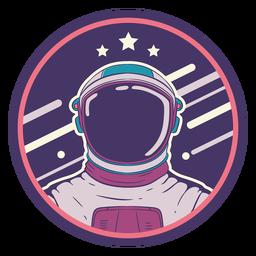 Insignia de astronauta espacial