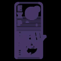 Explore astronaut glove badge