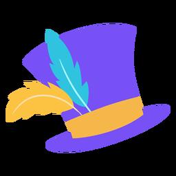 Carnival top hat