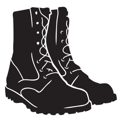 Soldier army combat boots