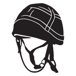 Soldier cap army silhouette