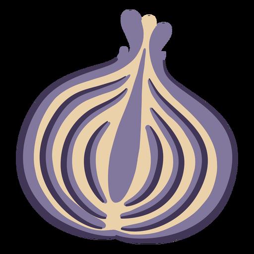 Onion slice food