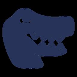 animais-silhueta - 19