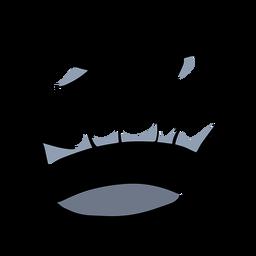 Ilustración de sombrero de cocina de chef