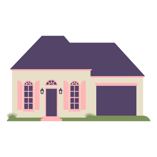 Simple Elegant Frontal House