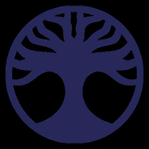 Tree celtic symbol