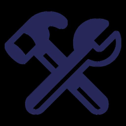 Repair tools filled-stroke Transparent PNG