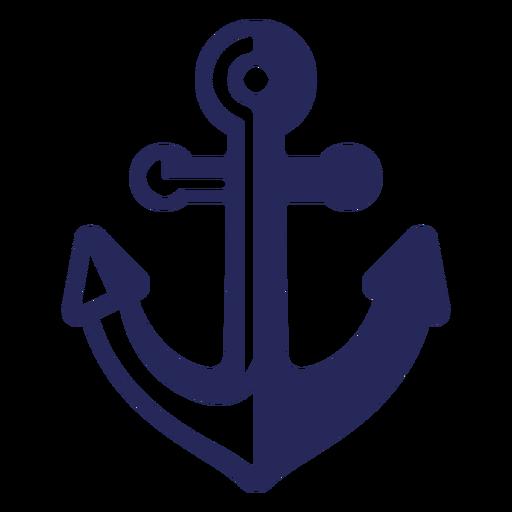 Anchor ship shadow