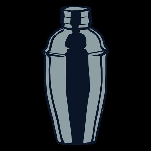 Alcoholic drink shaker