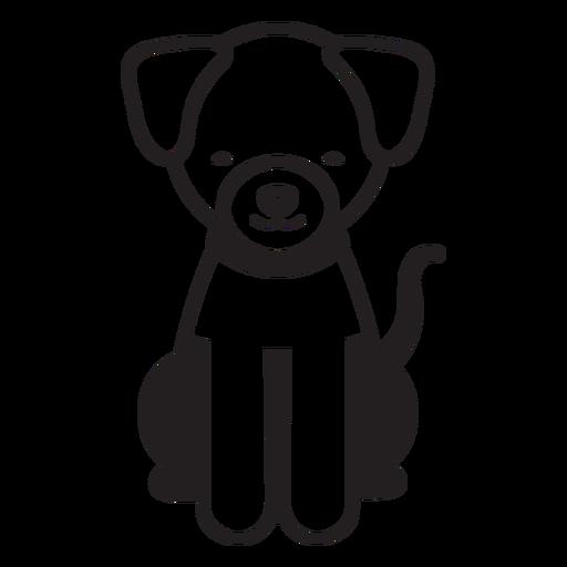 Pequeño cachorro