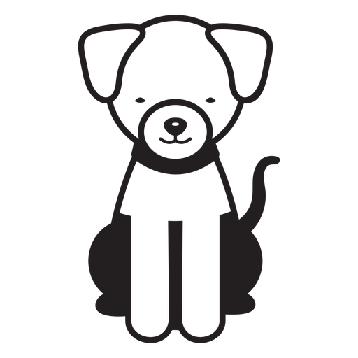Small puppy dog