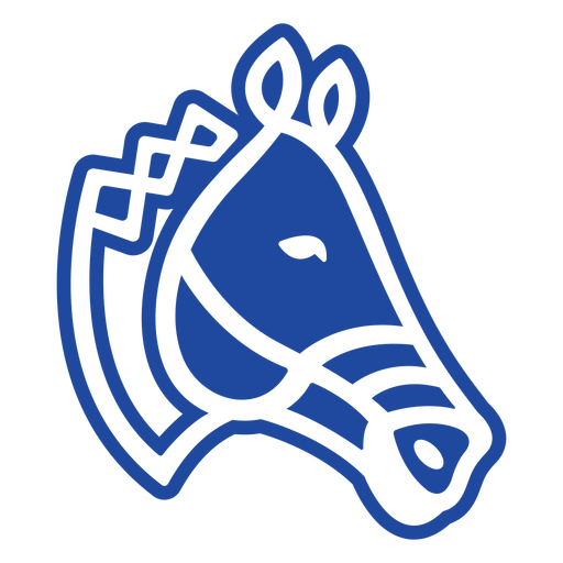 Animales celtas azul - 9