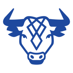 Celtic knot cow animal