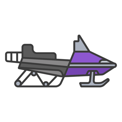 motos de nieve - color - 0