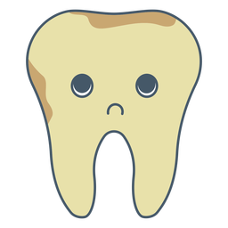 Tooth infection character