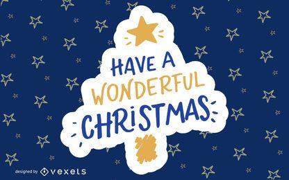 Cartão de Natal FREEBIE