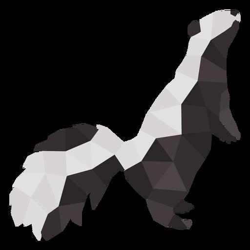 animais de baixo poli - 34