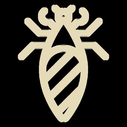 Bug animal stroke