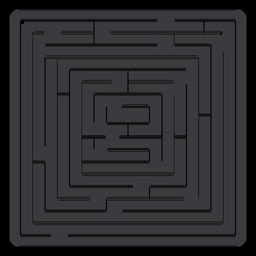 labirinto cortado - 8