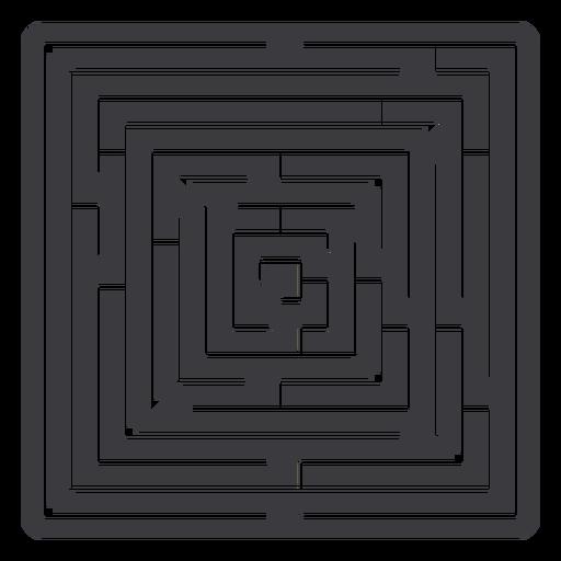 labirinto cortado - 9