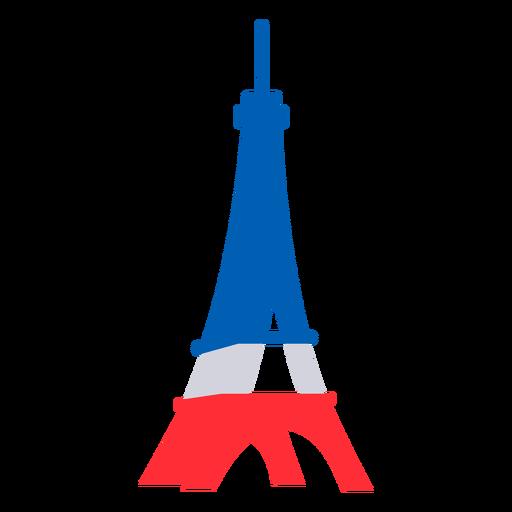 3d Eiffel tower Bastille flat