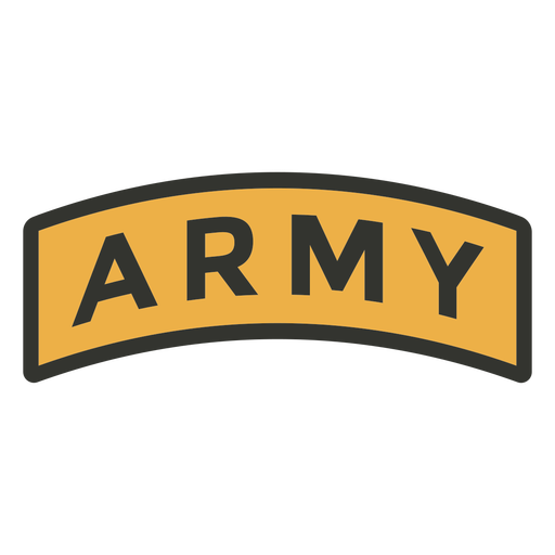 Army patch badge