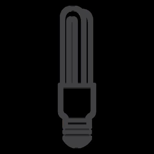 Compact fluorescent light-bulb stroke