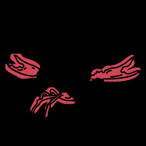 Animales FlatWashInk - 1