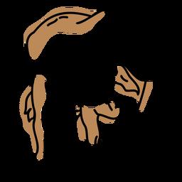 buffalo color stroke
