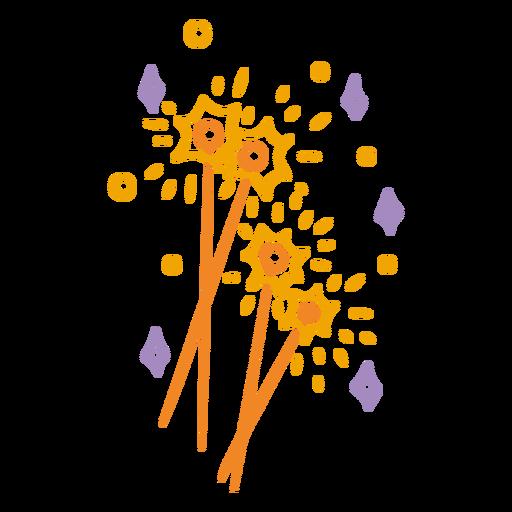 Fireworks wands festival