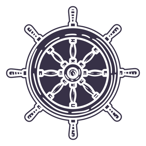 Ships rudder sea transport