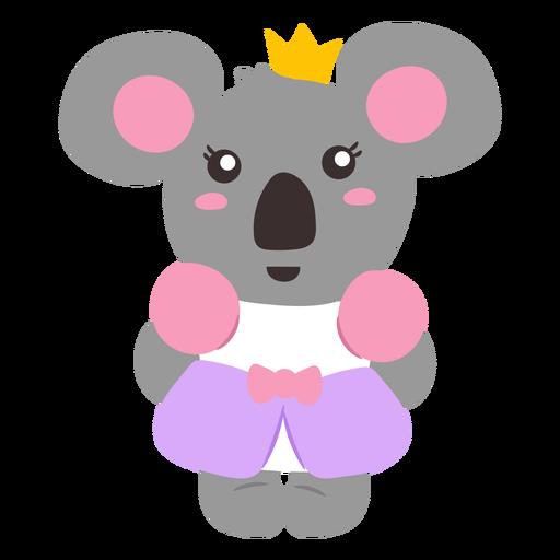 Koala princess cute