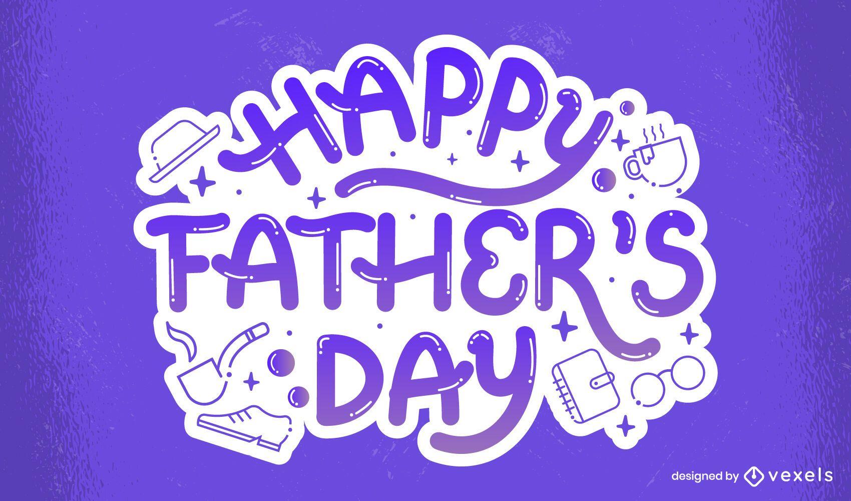 Letras de feliz día del padre