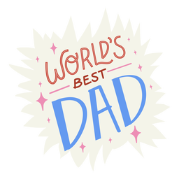 Father´s day lettering