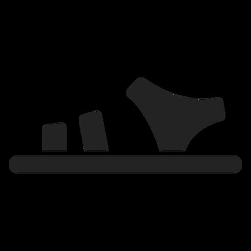 Sandal cut out