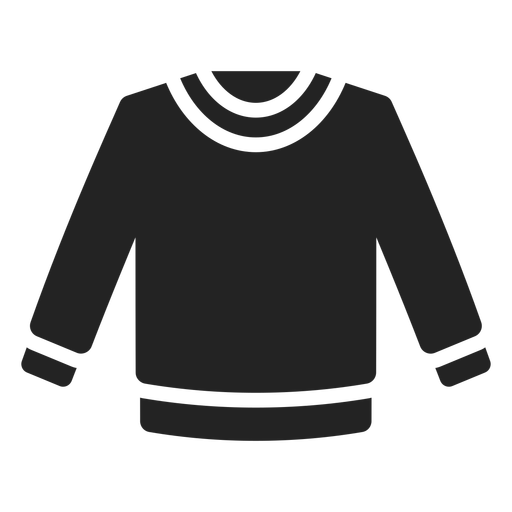 Sweater cut out