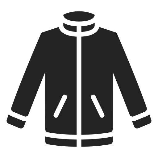 Bomber jacket cut out