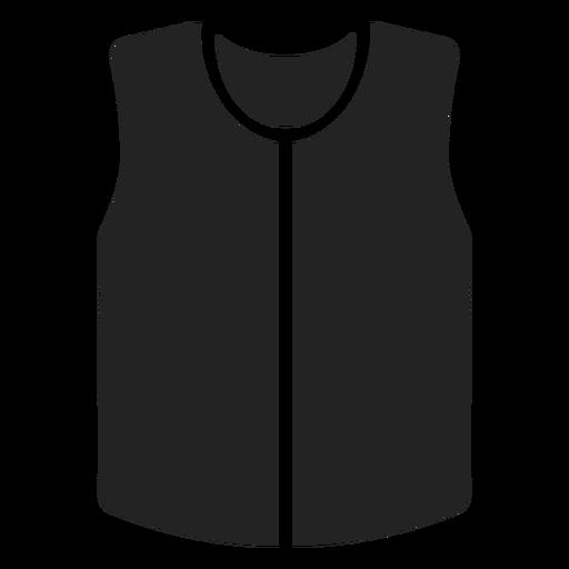Vest cut out