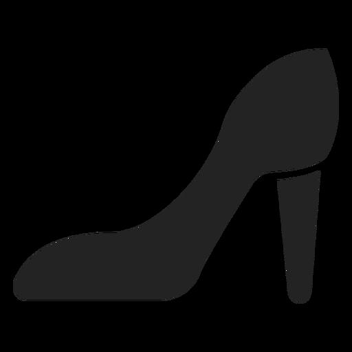 high heel cut out