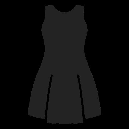 Mini dress cut out