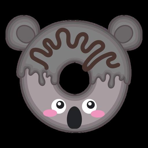 Koala donut kawaii
