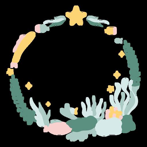 Natal Tropical Escovado à Mão - 2