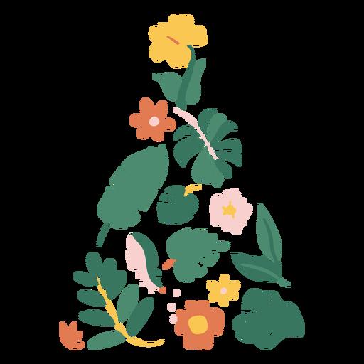 Natal Tropical Escovado à Mão - 16
