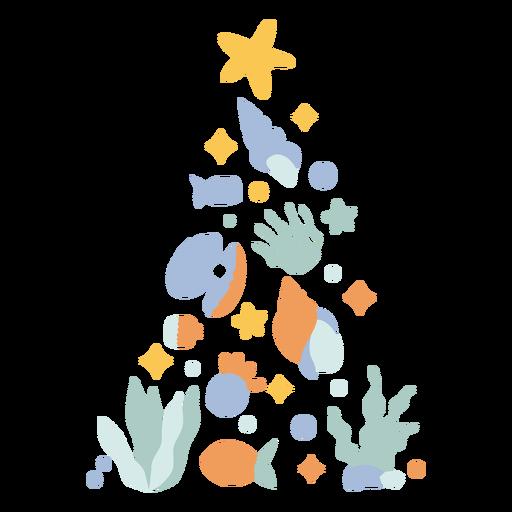 Natal Tropical Escovado à Mão - 18