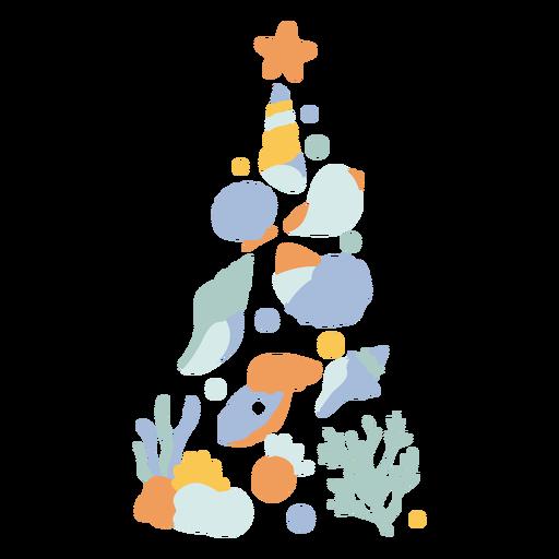 Natal Tropical Escovado à Mão - 19